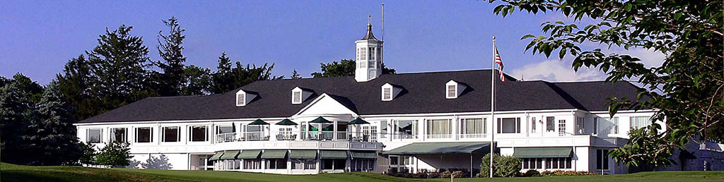 Ledgemont Country Club Mobile Homepage